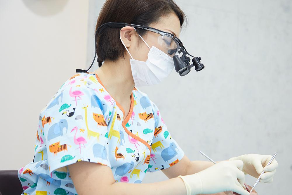 歯科医師の技術