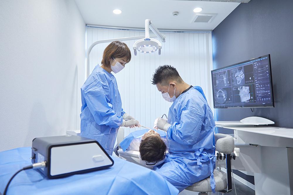 手術専用ルーム